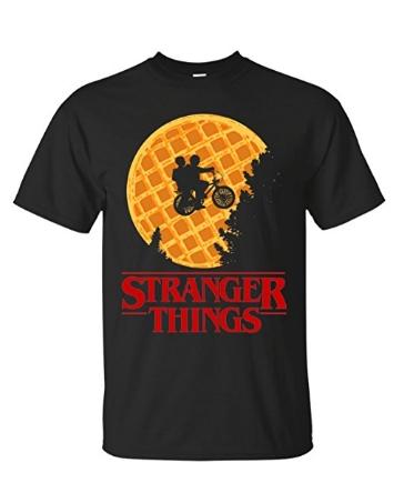 strangerthingswaffleshirt